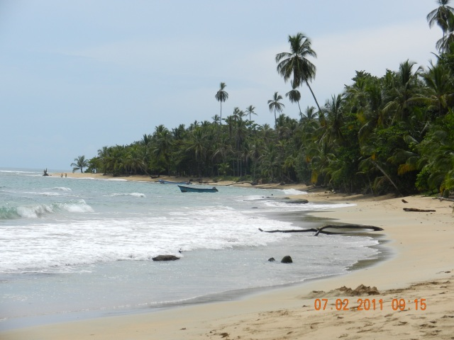 Beach at Manzanillo